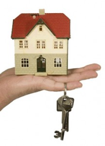 house-with-key