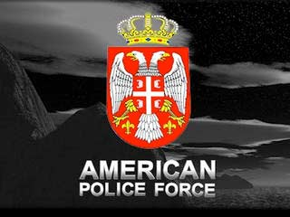 American Police Force logo