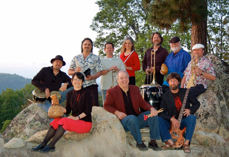Sabroso, appearing at the Nov. 7 Moondance,  is an Afro-Cuban Jazz and Salsa dance band