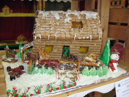 Ginger Bread House Peoples Choice