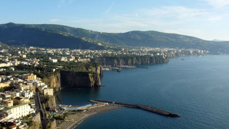 The Town of Sorrento