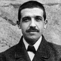 Charles Ponzi the man from whom the name