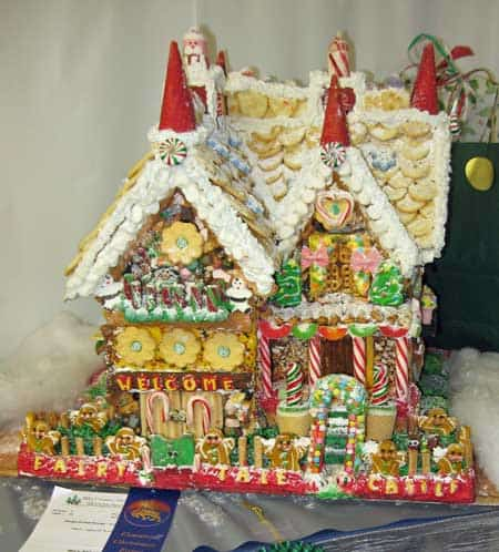 Gingerbread house People's Choice