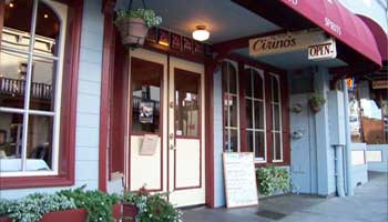 Cirino's at Main St. Grass Valley, CA