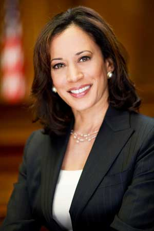 Kamala Harris Attorney General State of California