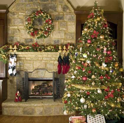 Christmas Tree Photo Courtesy Of Lights Etc